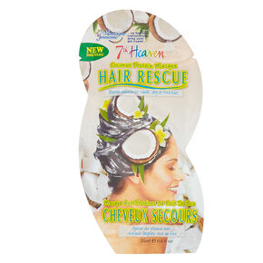 7th Heaven Hair Rescue Coconut Protein Masque,