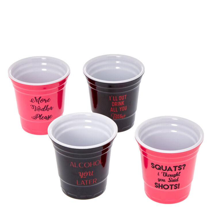 Bachelorette Shot Glasses,