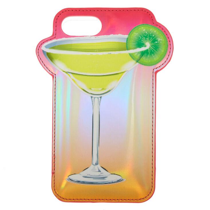 Puffy Margarita Phone Case - Fits iPhone 6/7/8 Plus,