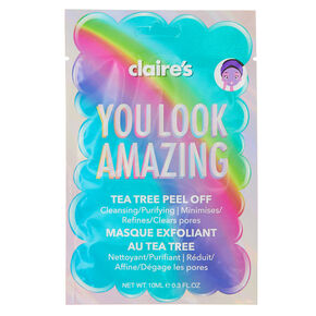 You Look Amazing Tea Tree Peel-Off Face Mask,