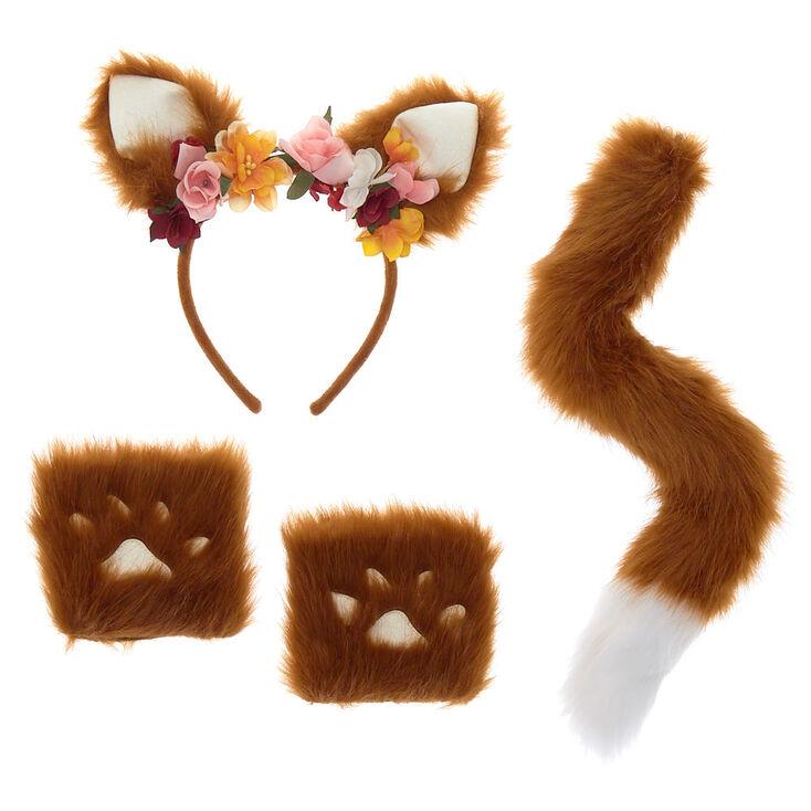 Fox Costume Kit - Brown,