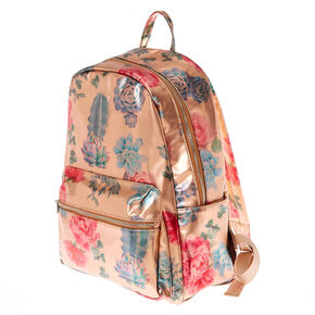 Desert Rose Backpack - Rose Gold,