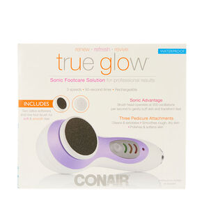 True Glow™ Sonic Foot care Solution,