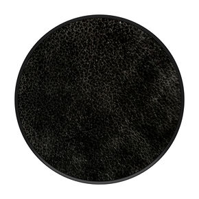 PopSockets PopGrip - Black Vegan Leather,
