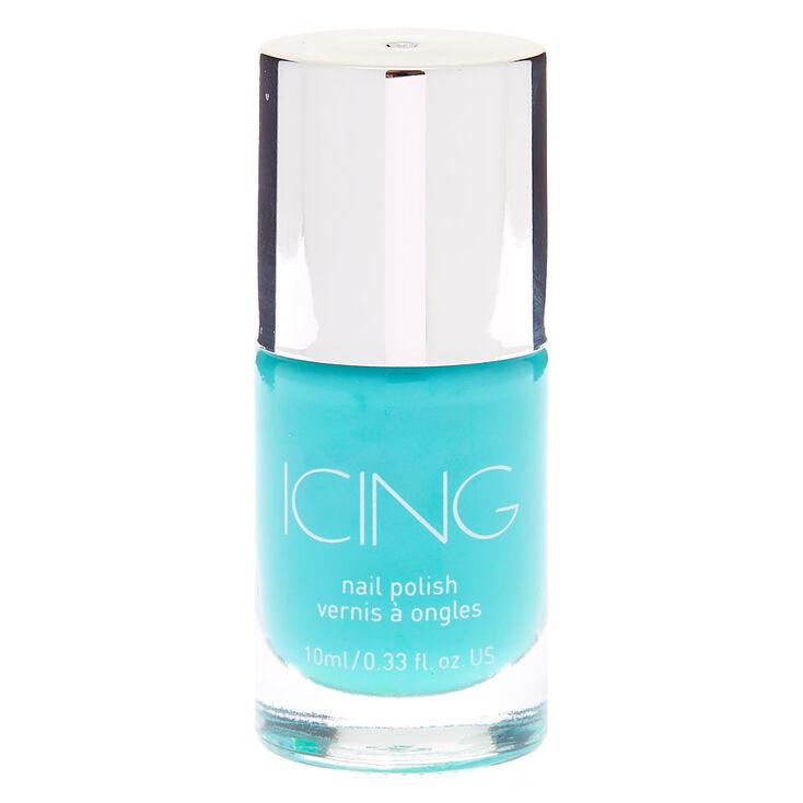 Nail Polish - Tiffany Blue | Icing US