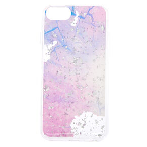 Pastel Marble Flake Phone Case - Fits iPhone 6/7/8 Plus,