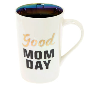 Good/Bad Mom Day Ceramic Mug,