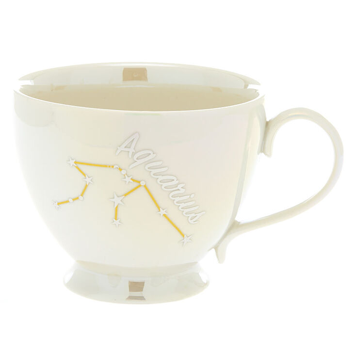 Zodiac Ceramic Mug - Aquarius,