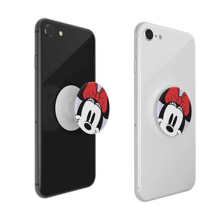 PopSockets Swappable PopGrip - Minnie Mouse,