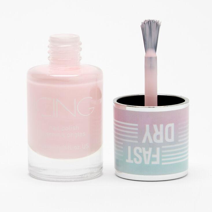 Fast Dry Nail Polish - Light Pink,