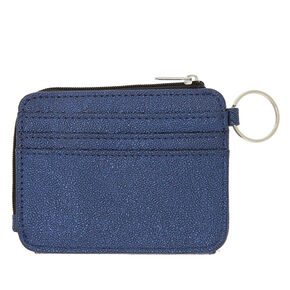 Oil Slick Card Case - Navy,