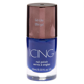 Gel-Like Nail Polish - Navy,