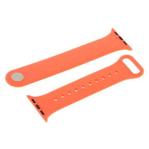Coral Smart Watch Band - Fits 38MM/40MM Apple Watch,