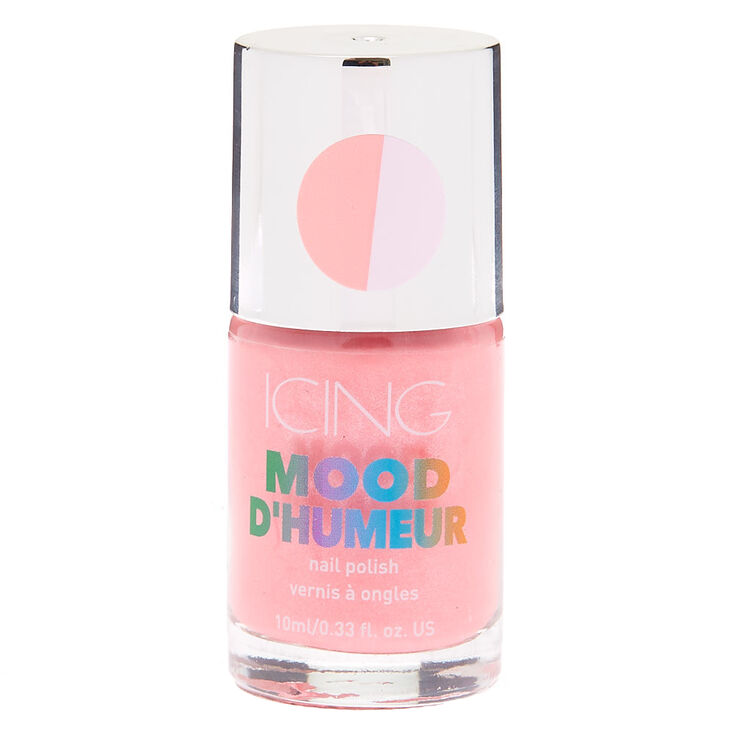 Mood Nail Polish - Light Pink,