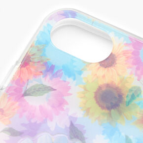 Daisy Ring Holder Protective Phone Case - Fits iPhone 6/7/8/SE,