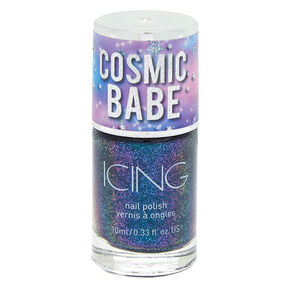 Cosmic Babe Nail Polish - Cosmic Blue,