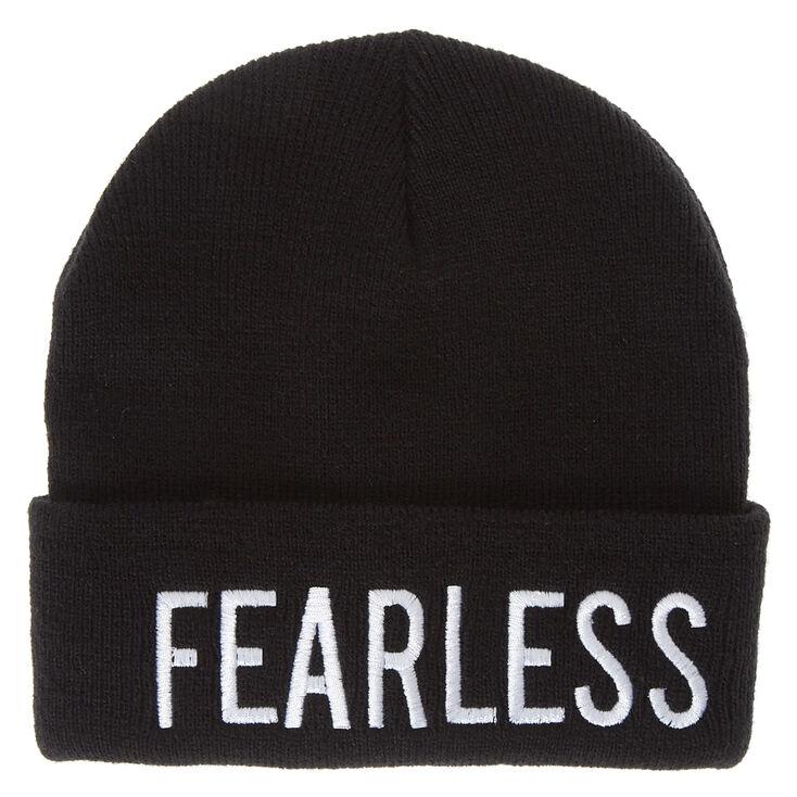 Save the Ta-tas Fearless Beanie,