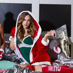 Naughty Mrs. Santa Set,