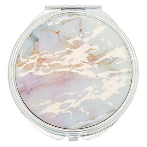 Marble Compact Mirror,