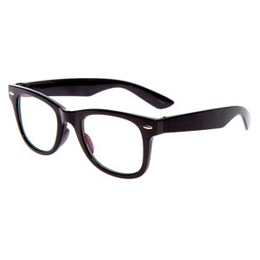 Blue Light Reducing Frames - Black,