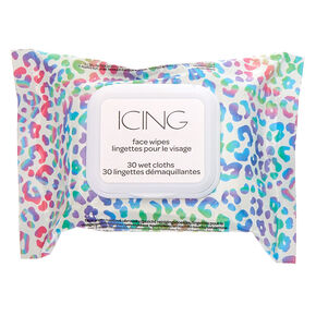 Rainbow Leopard Face Wipes,