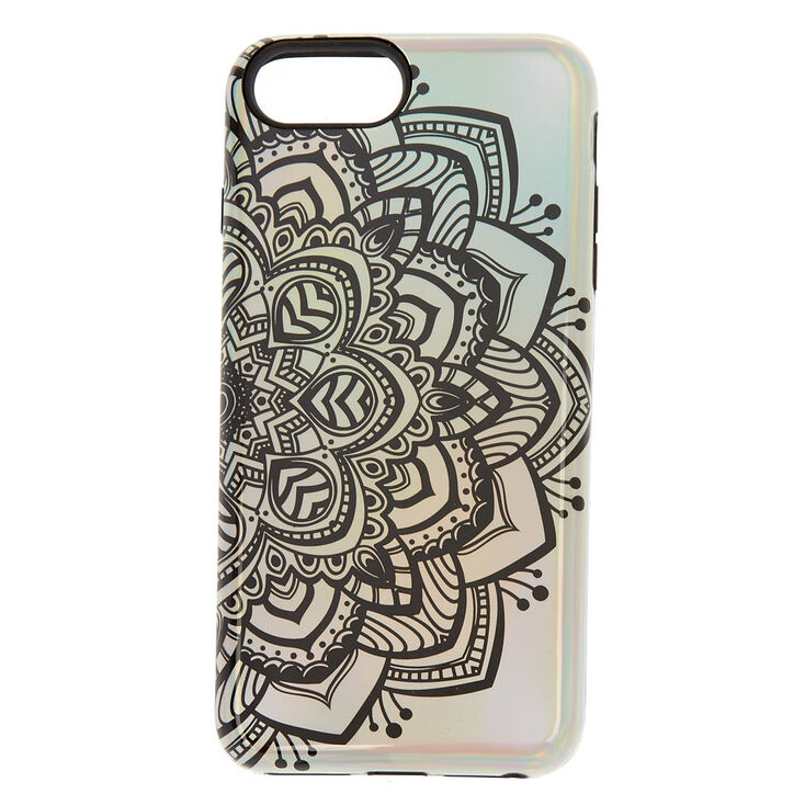 Holographic Zen Protective Phone Case - Fits iPhone 6/7/8 Plus,