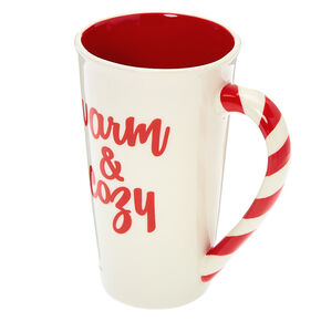 Warm & Cozy Coffee Mug - White,