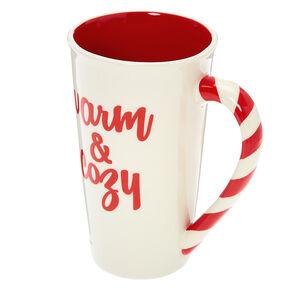 Warm & Cozy Coffee Mug - White,