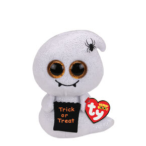 Ty Beanie Boo Small Haunts the Ghost Plush Toy,