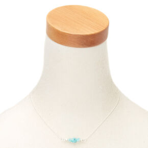 Amazonite Confidence Pendant Necklace,
