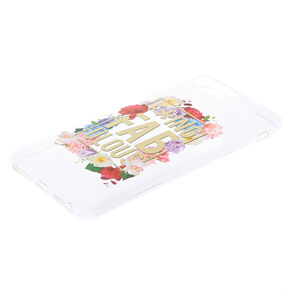 F*ing Fabulous Floral Phone Case,