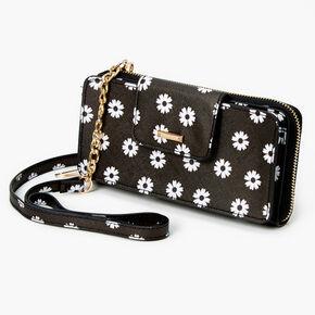 Daisy Crossbody Bag - Black,
