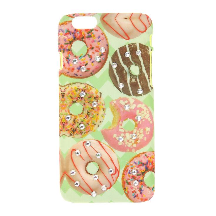 Bling Donut Phone Case,