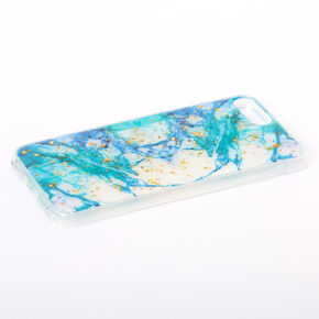 Marbled Gold Flake Phone Case - Fits iPhone 6/7/8 Plus,