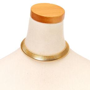 Gold Ridge Collar Choker,