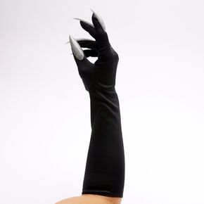 Monster Nails Arm Warmers - Black,