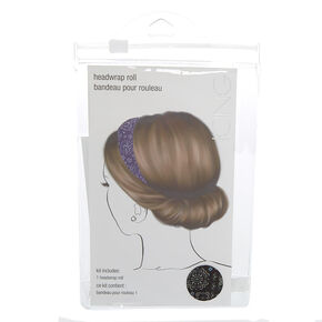 Headwrap Roll Hair Tool Kit,