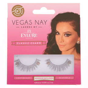 Classic Charm Vegas Nay False Lashes By Eylure,
