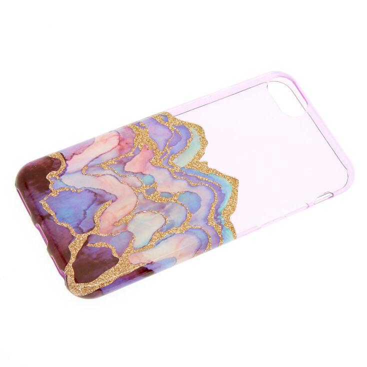 Amethyst Geode Phone Case,