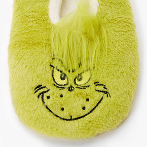 The Grinch™ Furry Slippers - Green,