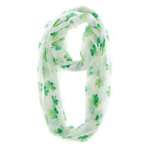 Ombre Shamrock Scarf - Green,