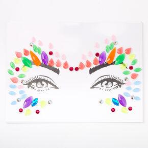 Neon Eye Gems,