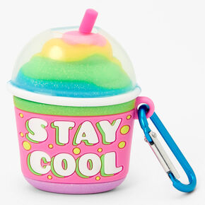 Stay Cool Silicone Earbud Case Cover - Compatible With Apple AirPods,