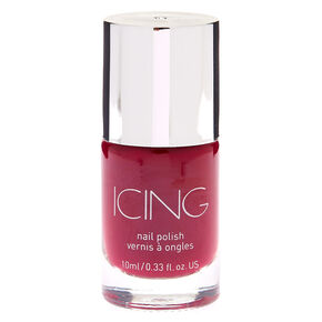 Nail Polish - Berry Red,