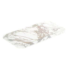 Holographic Marble Phone Case  - Fits iPhone 6/7/8 Plus,