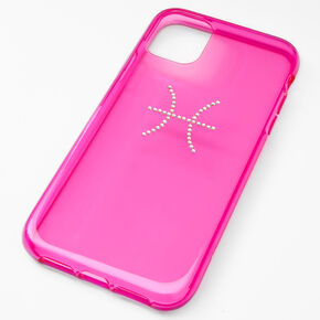 Pink Pisces Zodiac Phone Case - Fits iPhone® 11,