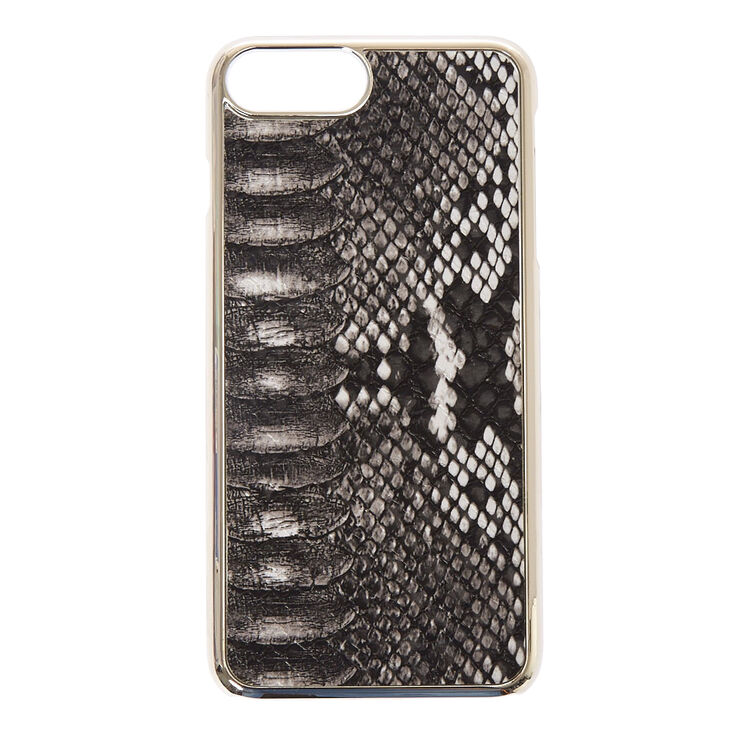 Snake Skin Textured Phone Case,