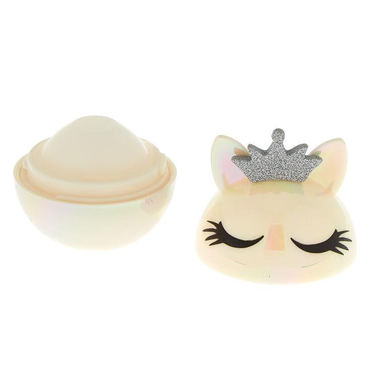 Princess Bunny Lip Balm - White,