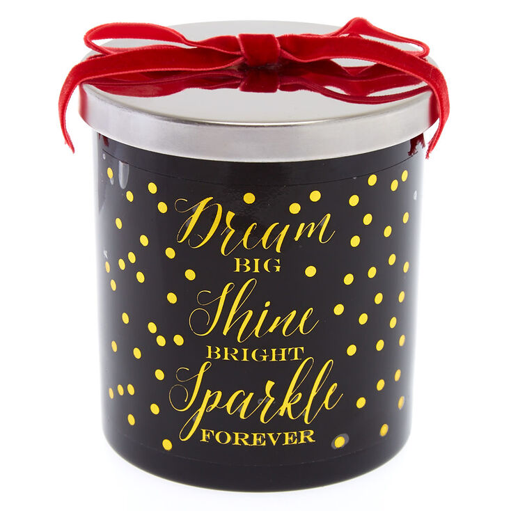Vanilla Sparkle Candle,