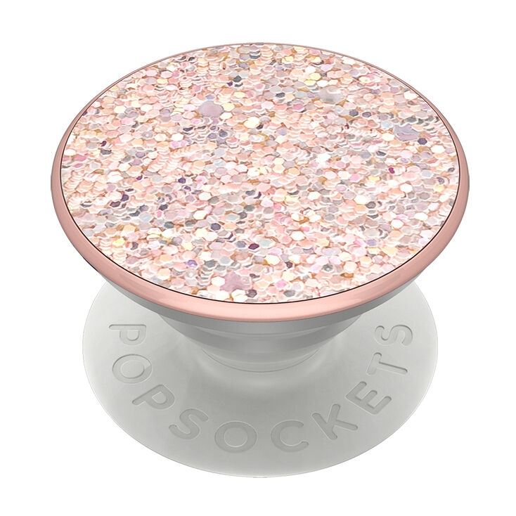 Sparkle Rose PopGrip PopSocket,